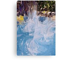 SPLASH 4 Canvas Print