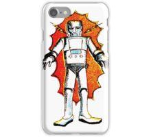 classic sci-fi robot iPhone Case/Skin
