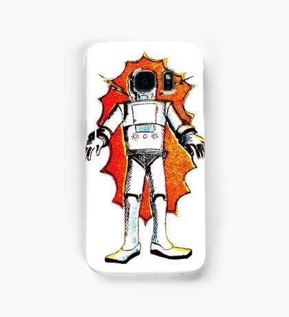 classic sci-fi robot Samsung Galaxy Case/Skin