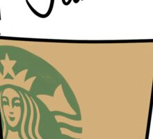 CUSTOMIZED HIPSTER :: JANIE Sticker