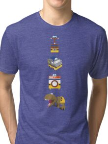 Banjo-Kazooie Transformations Tri-blend T-Shirt