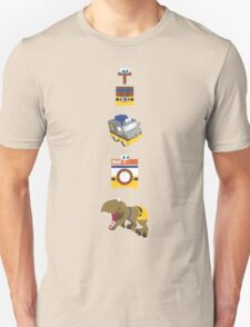 Banjo-Kazooie Transformations T-Shirt