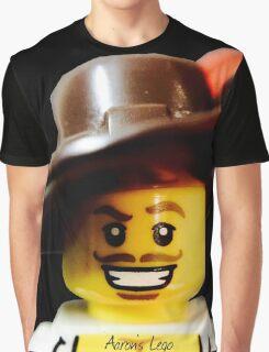 Lego Swashbucker minifigure Graphic T-Shirt