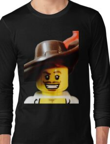 Lego Swashbucker minifigure Long Sleeve T-Shirt
