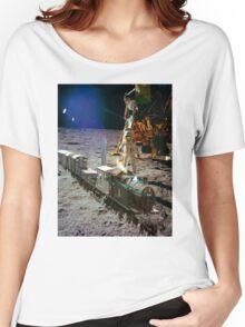 Moon Express Women's Relaxed Fit T-Shirt