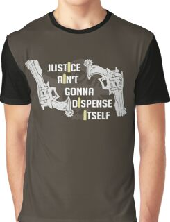 Justicree Graphic T-Shirt