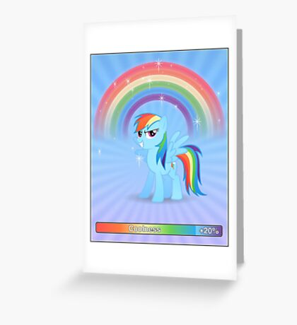 20% cooler Greeting Card