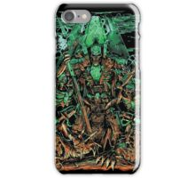 Necron Overlord iPhone Case/Skin