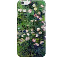 Vincent van Gogh Roses iPhone Case/Skin