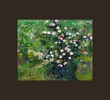 Vincent van Gogh Roses Unisex T-Shirt