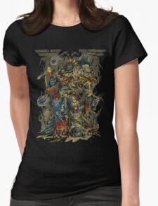 Ultramarines Womens Fitted T-Shirt