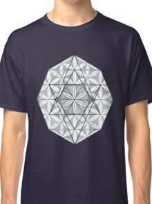Flower of Life Sacred Geometry - Abstract Classic T-Shirt