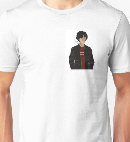 Nico di Angelo: Hell's Angel Unisex T-Shirt