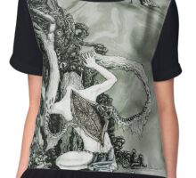 Throne of The Seer Chiffon Top
