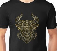 Zodiac Sign Taurus  Unisex T-Shirt