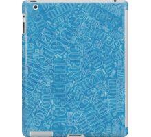 Constitutional Blueprint iPad Case/Skin