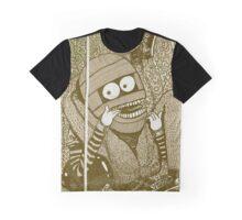 The Mummy Magic Show Graphic T-Shirt
