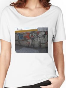 """""""Pointy boy"""" Graff Women's Relaxed Fit T-Shirt"""
