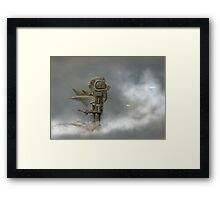 Colibri Framed Print