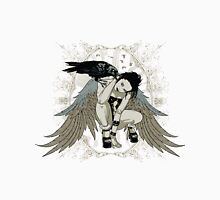 Black Angel Unisex T-Shirt
