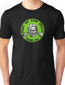 ZORLAC 80´S SKATEBOARDS (GREEN) Unisex T-Shirt