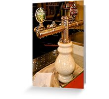 JUST PHOTOS ~ Pub With No Beer by tasmanianartist Greeting Card