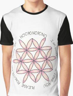 Ho*oponopono Graphic T-Shirt