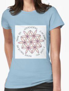 Ho*oponopono Womens Fitted T-Shirt