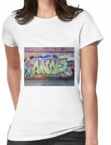 """""""Ande"""" Graff Womens Fitted T-Shirt"""
