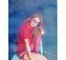 RED VELVET / DUMB DUMB / IRENE / WATERCOLOR Photographic Print