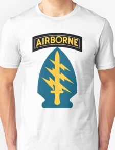 Army Special Forces Airborne (sleeve insignia) Unisex T-Shirt