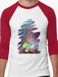 Dandy Vacation. In Space Men's Baseball ¾ T-Shirt