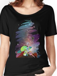 Dandy Vacation. In Space Women's Relaxed Fit T-Shirt