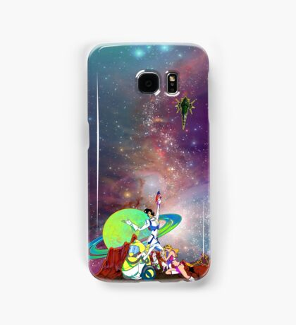 Dandy Vacation. In Space Samsung Galaxy Case/Skin