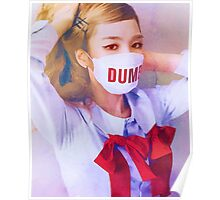 RED VELVET / DUMB DUMB / WENDY V3 / WATERCOLOR Poster