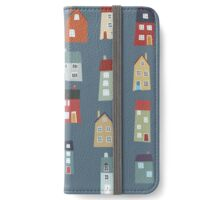 Little Houses iPhone Wallet