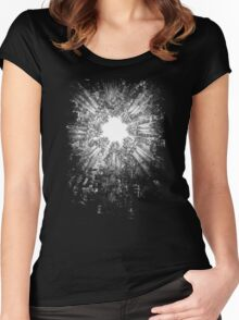 Technocore Nucleus Women's Fitted Scoop T-Shirt