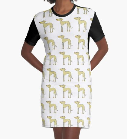 Sloughi Graphic T-Shirt Dress
