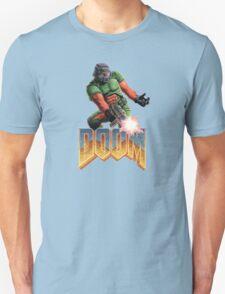 DOOM SPACE MARINE (2) Unisex T-Shirt