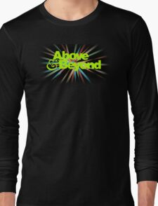ANJUNABEATS Above & Beyond Long Sleeve T-Shirt