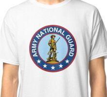 Army National Guard Insignia Classic T-Shirt