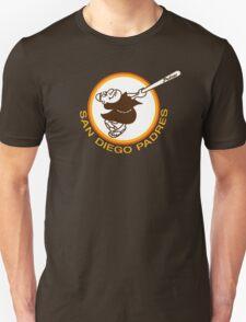 SAN DIEGO PADRES BASEBALL RETRO Unisex T-Shirt