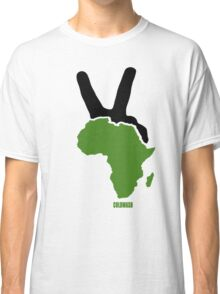 AFRICAN PEACE Classic T-Shirt