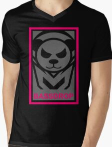 Bassdrop Nova Mens V-Neck T-Shirt