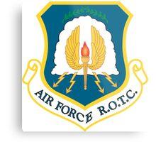 US Air Force R.O.T.C. Metal Print