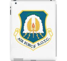 US Air Force R.O.T.C. iPad Case/Skin