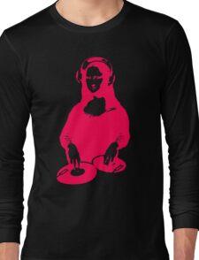 Lets Dance With DJ Monalisa Long Sleeve T-Shirt