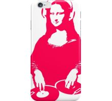 Lets Dance With DJ Monalisa iPhone Case/Skin