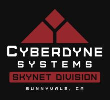 Cyberdyne Systems Skynet Division Kids Tee