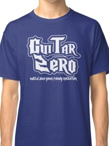 Guitar Zero Legend Classic T-Shirt